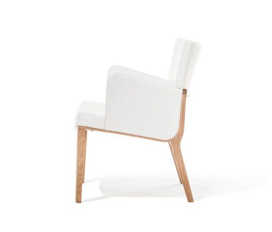 Moritz Lounge armchair by TON by TON