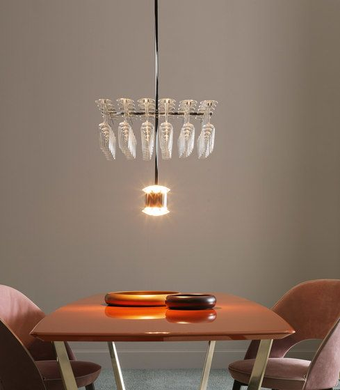 Morocco Suspension lamp by FontanaArte by FontanaArte