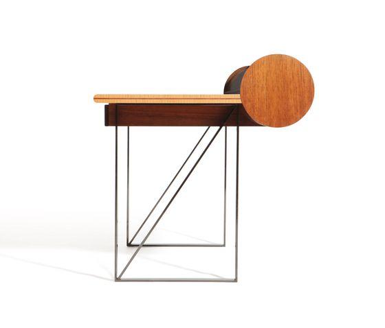 Moscatelli's roll-top desk by Gaffuri by Gaffuri