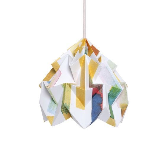Moth Lamp - Tas-ka Midzomernacht by Studio Snowpuppe by Studio Snowpuppe