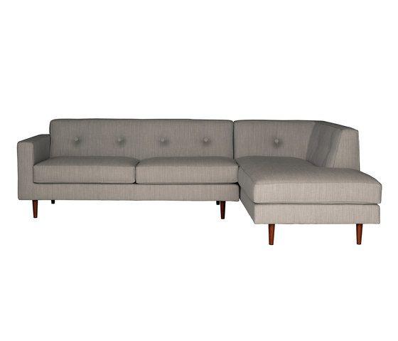 Moulton 2 seat sofa + corner unit by Case Furniture by Case Furniture