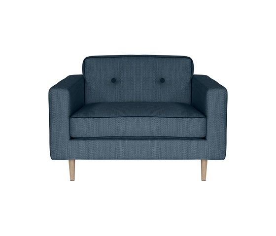 Moulton armchair by Case Furniture by Case Furniture