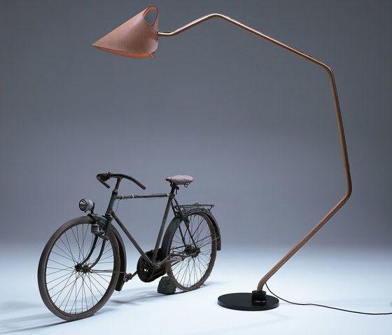 Mrs. Q lamp by Jacco Maris by Jacco Maris