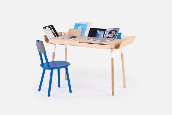 My writing desk large Ash by EMKO by EMKO