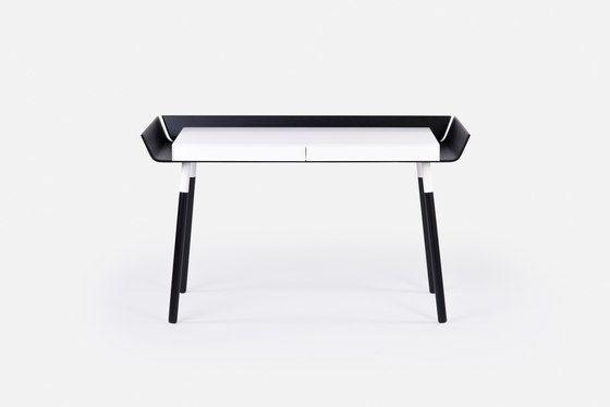 My writing desk large Black by EMKO by EMKO