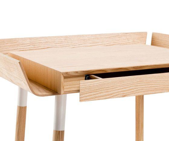 My writing desk small Ash by EMKO by EMKO