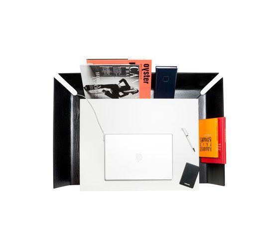 My writing desk small Black by EMKO by EMKO