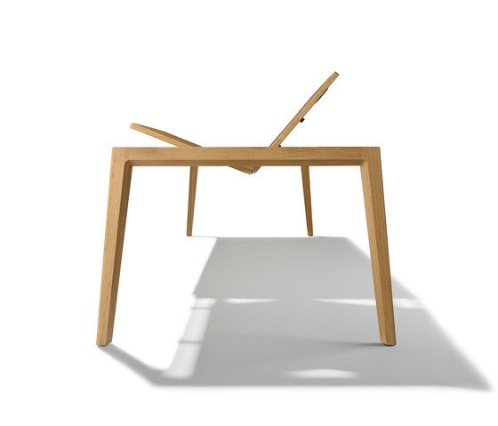 mylon table by TEAM 7 by TEAM 7