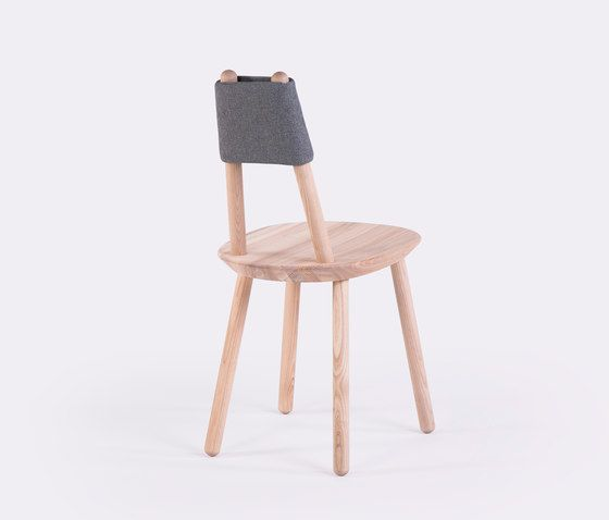 Naive chair ash by EMKO by EMKO
