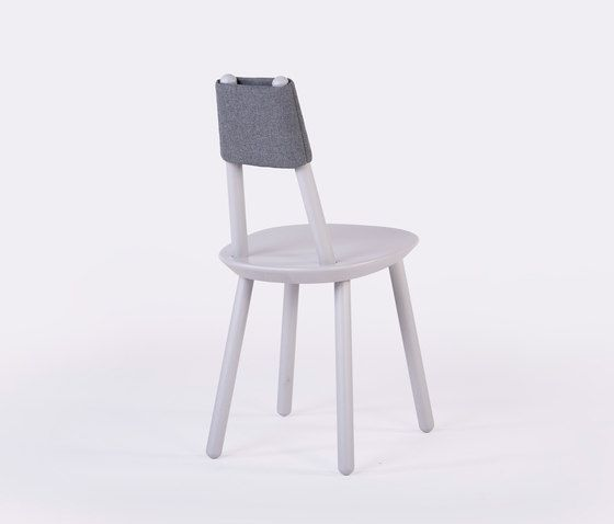 Naive chair grey by EMKO by EMKO
