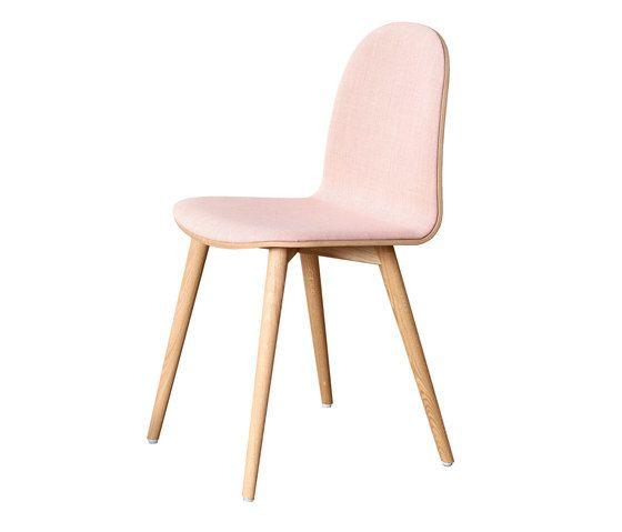 Nam Nam Wood Chair upholstered by 8000C by 8000C