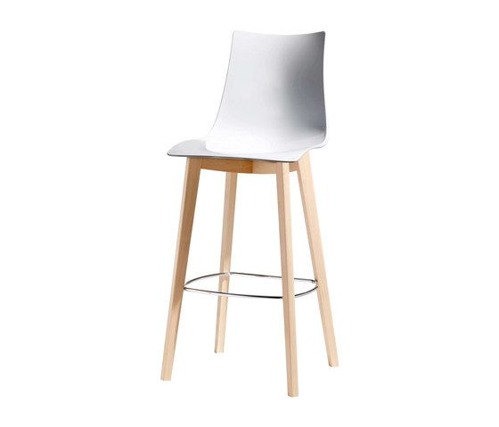 Natural Zebra Antishock stool by Scab Design by Scab Design