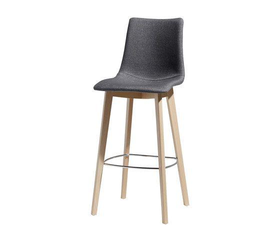 Natural Zebra Pop stool by Scab Design by Scab Design