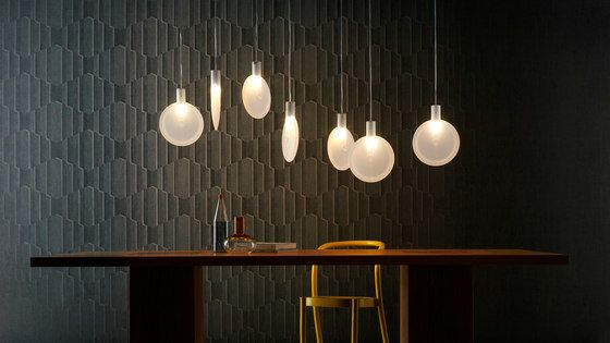 Nebra Suspension lamp by FontanaArte by FontanaArte