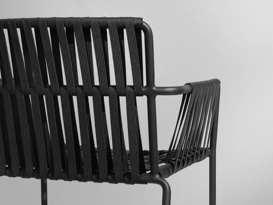 Net club armchair by KETTAL by KETTAL