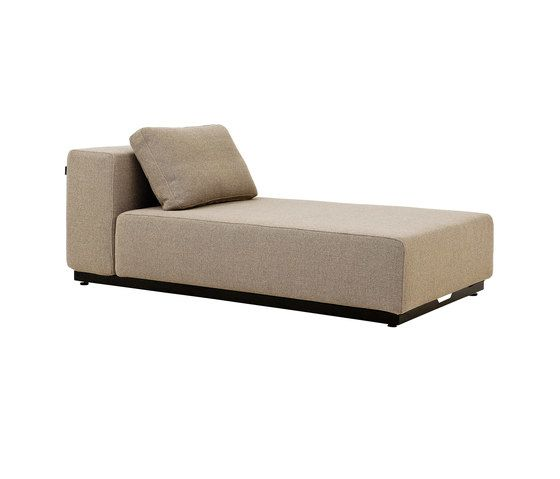 Nevada chaise long by Softline A/S by Softline A/S