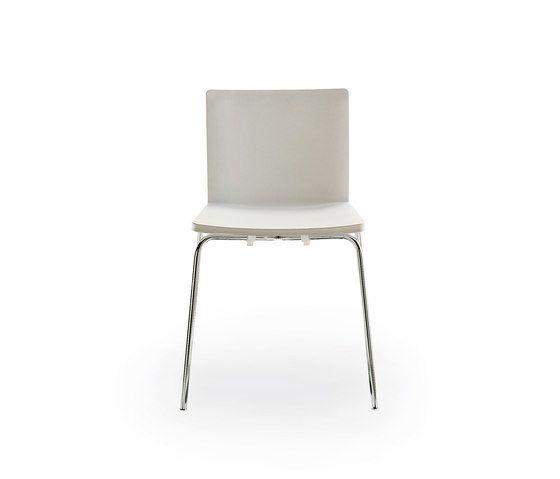Nex chair by Poliform by Poliform