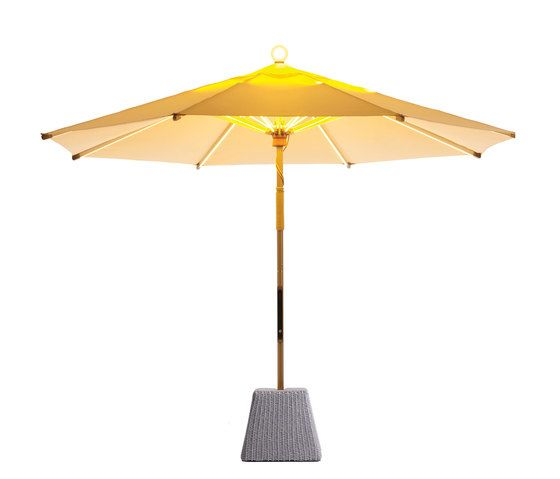 NI Parasol 300 Sunbrella by FOXCAT Design Limited by FOXCAT Design Limited