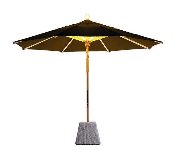 NI Parasol 300 Sunbrella by FOXCAT Design Limited by FOXCAT Design Limited