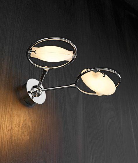 Nobi 2 Wall lamp by FontanaArte by FontanaArte