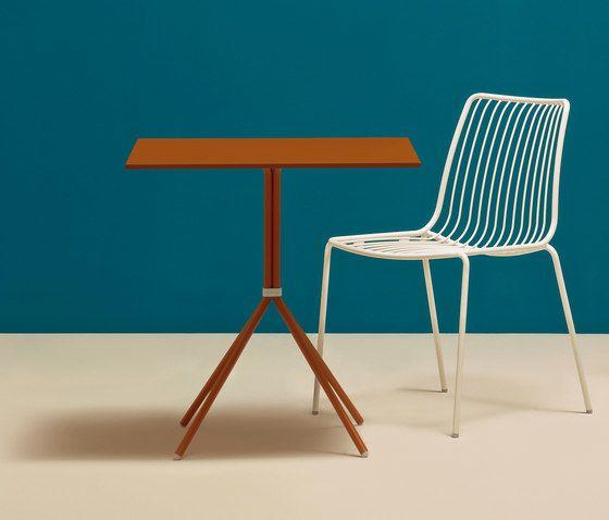 Nolita Table by PEDRALI by PEDRALI