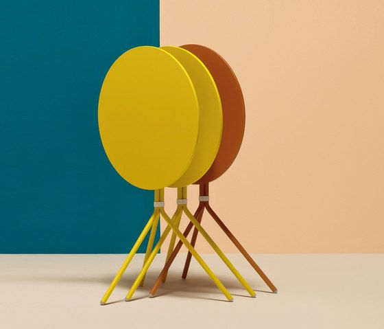 Nolita Table By Pedrali By Pedrali Clippings