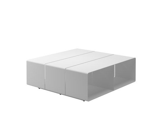 Nomad Coffee Table by Gloster Furniture by Gloster Furniture