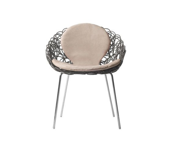 Noodle Armchair by Kenneth Cobonpue by Kenneth Cobonpue