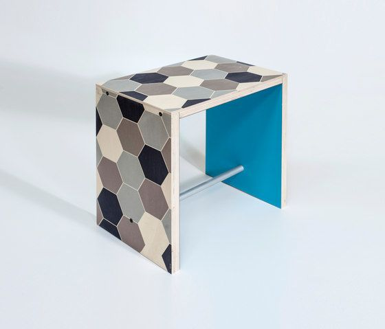 Nordico Verace stool/side table by Covo by Covo