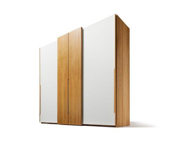 nox wardrobe system by TEAM 7 by TEAM 7