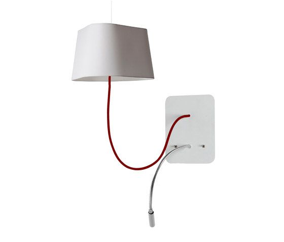 Nuage Wall-fixed pendant light small LED by designheure by designheure