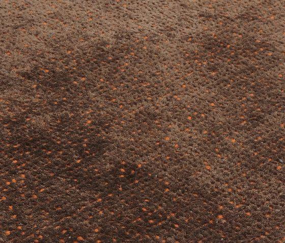 NY Epic nectarine / brown, 200x300cm by Miinu