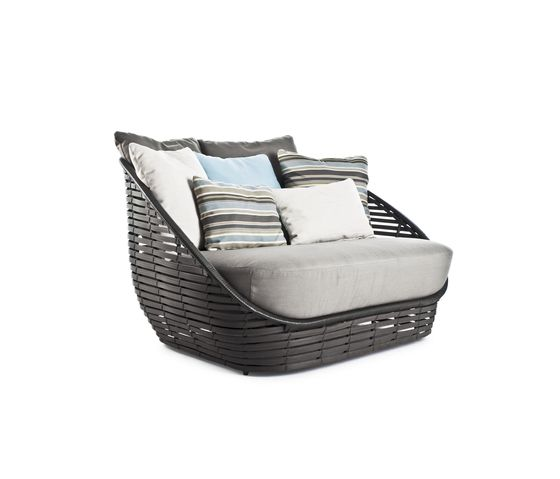 Oasis Loveseat by Kenneth Cobonpue by Kenneth Cobonpue
