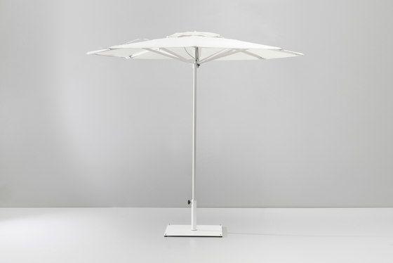 Objects aluminium sunshade by KETTAL by KETTAL