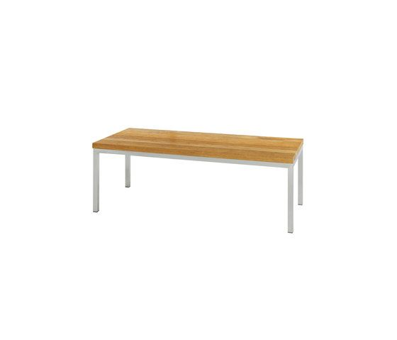 Oko bench 135 cm (post legs) by Mamagreen by Mamagreen