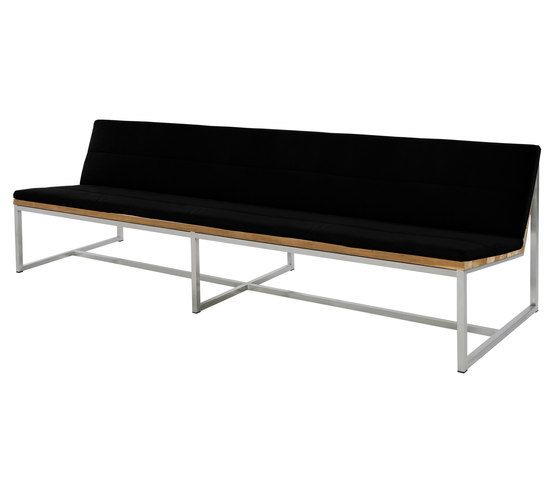 Oko casual bench 235 cm by Mamagreen by Mamagreen