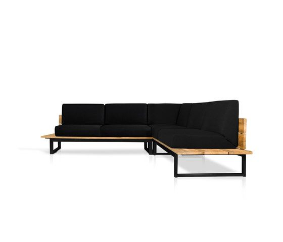 Oko Lounge Combination 2 (no bolster) by Mamagreen by Mamagreen
