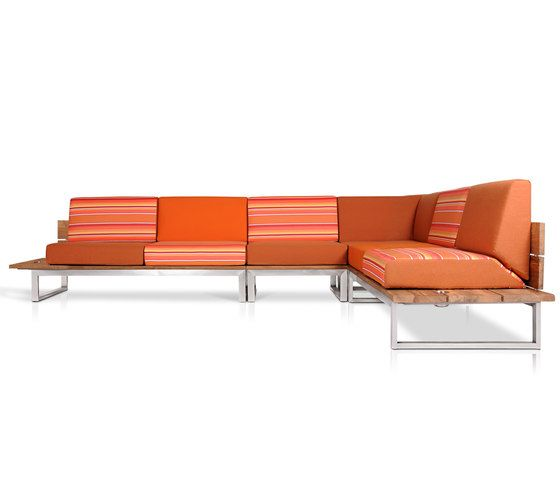 Oko Lounge Combination 3 (no bolster) by Mamagreen by Mamagreen