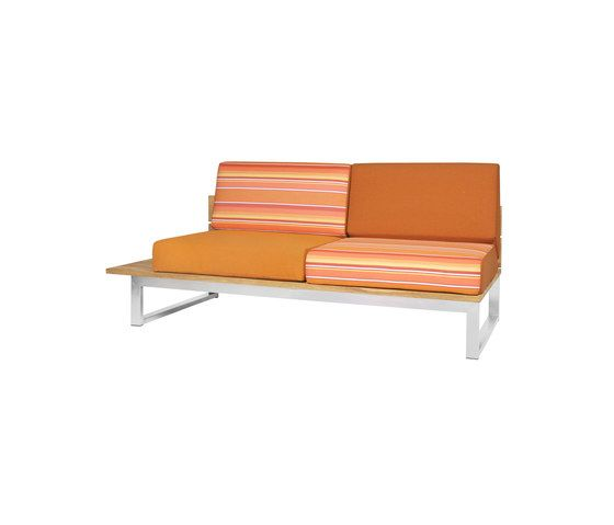 Oko Lounge right sectional seat by Mamagreen by Mamagreen