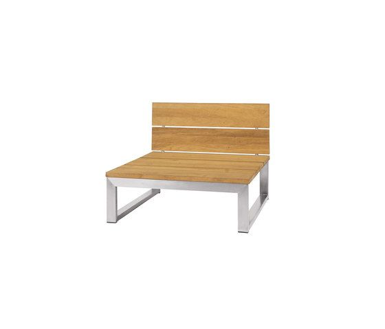 Oko Lounge sectional seat by Mamagreen by Mamagreen