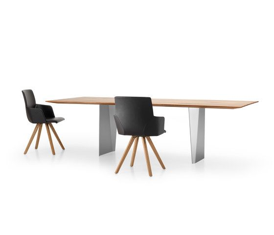 ONDA Table by Girsberger by Girsberger