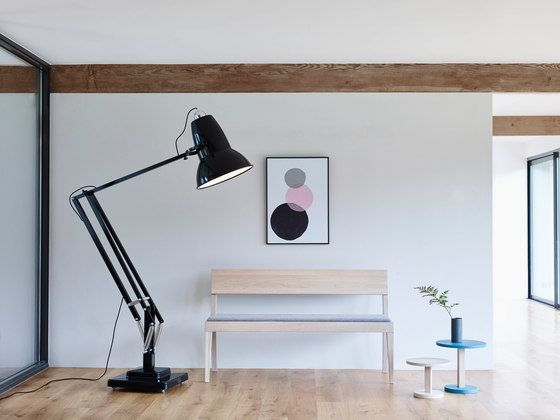 Original 1227 giant wall mounted lamp by anglepoise by anglepoise anglepoise wall lights are renowned for being functional stylish and space saving and our stunning new original 1227 giant wall mounted lamp is no mozeypictures Image collections