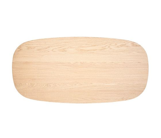 Oval Table by OBJEKTEN by OBJEKTEN