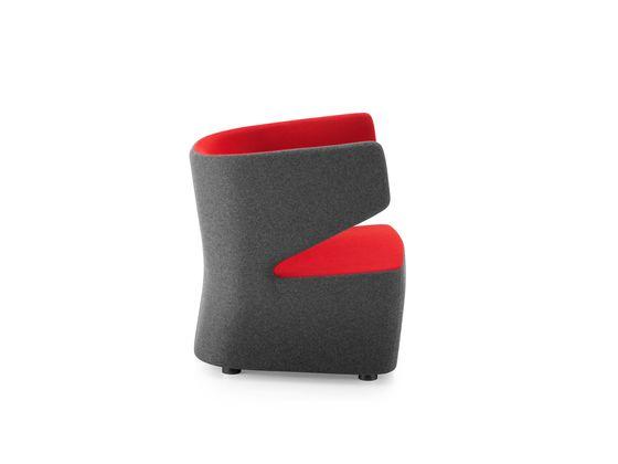 PABLO Armchair by Girsberger by Girsberger