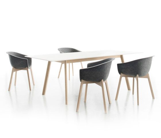 Pad table by Conmoto by Conmoto