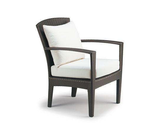 Panama Lounge chair by DEDON by DEDON