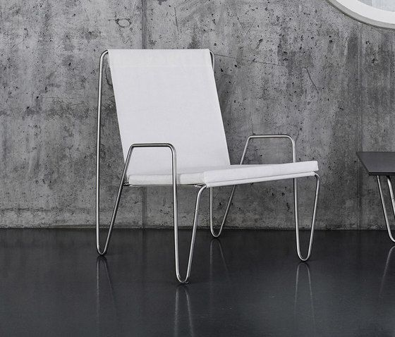 Panton Bachelor Chair | northern white by Montana Møbler by Montana Møbler