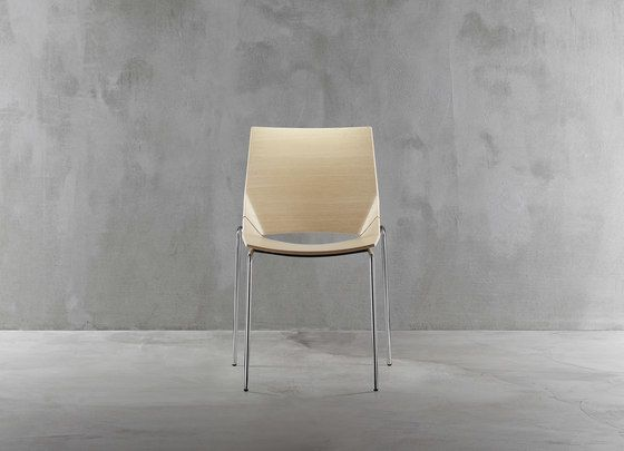 Paper chair 1610-20 by Plank by Plank