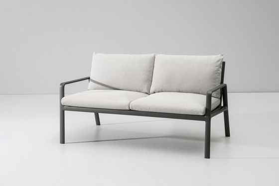 Park Life 2-seater sofa by KETTAL by KETTAL
