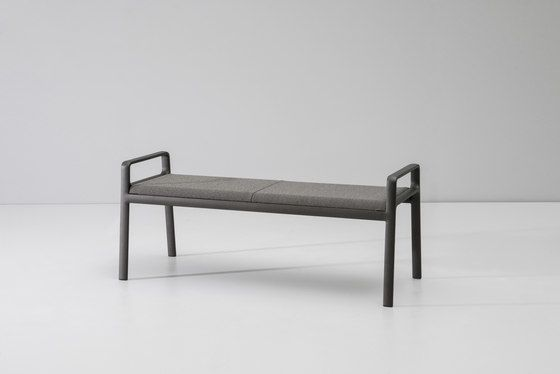 Park Life bench by KETTAL by KETTAL